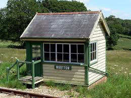 signal shed gallery 16 isle of wight june 2014