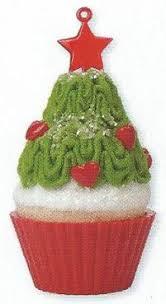 hallmark keepsake ornaments cupcakes keepsake