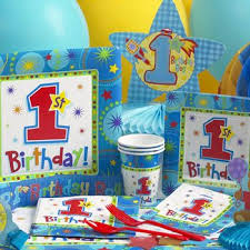 To Decorate Your Home On Babys First Birthday Celebration - Birthday decorations at home ideas
