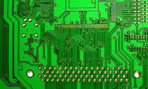 green color color for pcb control ustek