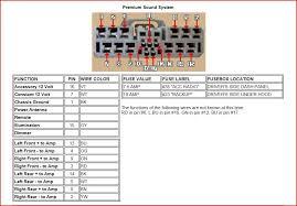 2008 honda pilot stereo wiring diagram wiring diagram and