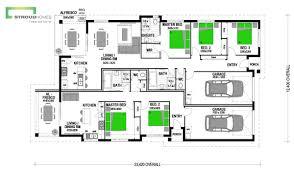chex duo 252 dual occupancy stroud homes click to enlarge floorplan chez duo 252 floor plan