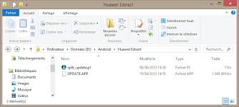 membuat file update zip android guide how to extract huawei firmware update app