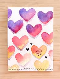 valentines day cards for him 50 thoughtful handmade valentines cards diy
