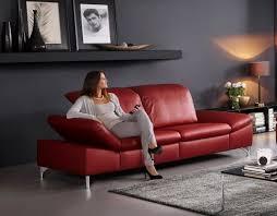 canapé en tissu design canapé relax cuir ou tissu design 2 5 places gentflex relax
