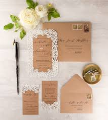 wedding invatations invitationlacerustic00 jpg