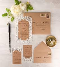 wedding invatations invitationlacerustic00 jpg