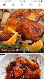 thanksgiving main dish recipes best apps for cooking the perfect thanksgiving feast imore