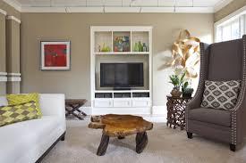 Basement Living Room Luxury Basement In Atlanta Residence Atlanta Interior Designer