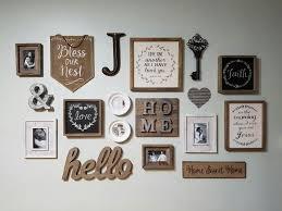 farmhouse rustic inspired gallery wall hobby lobby 50 sales