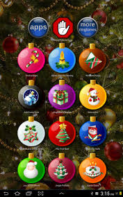 christmas ringtones free android apps on google play