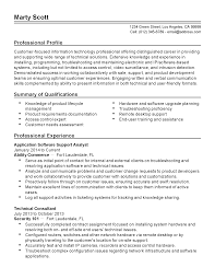 desktop support resume samples sample resume for application support analyst free resume resume templates application software support analyst