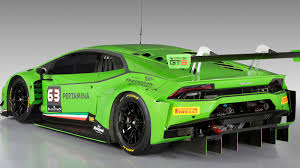 the lamborghini huracán gt3 will make you soil yourself in glee