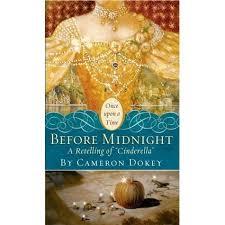 midnight retelling cinderella cameron dokey