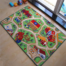 Childrens Play Rug by Play Car Mat Rug Roselawnlutheran
