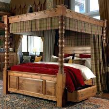 4 Poster Bed Frames Four Poster Bed Frame King White Four Poster King Size Bed 4