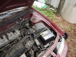 nissan sentra xe 1995 1995 nissan sentra totaled u2013 appraisal engine inc