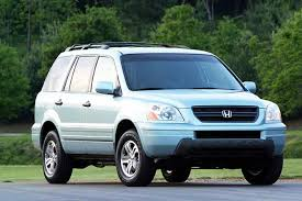 2005 honda pilot colors 2004 honda pilot overview cars com