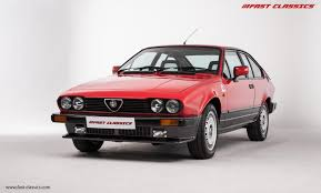used 1983 alfa romeo gtv for sale in surrey pistonheads