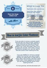 Color Fastness To Washing - allure fine fiber u0026 fabric wash