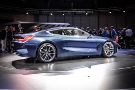 bmw supercar blue villa d u0027este 2017 bmw concept 8 series gtspirit