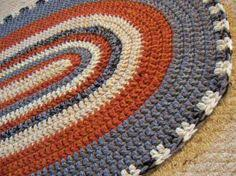 Free Crochet Patterns For Rugs Free Oval Crochet Rug Pattern Free Crochet Pattern For Oval Rug