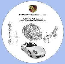 porsche boxster repair manual buy porsche boxster 986 service workshop repair and owners manuals