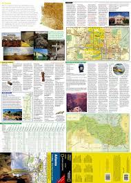 Arizona Blm Map by Arizona National Geographic Guide Map National Geographic Maps