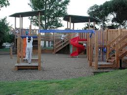 Playground Ideas For Backyard Backyard Playground Best Ground Cover Options Guide Install It