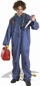 blue mechanic jumpsuit killer mechanic jumpsuit costume apple costumes