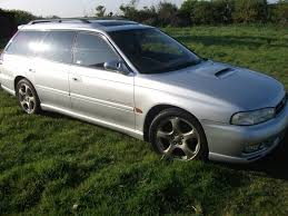 1997 subaru legacy gt b 2 0 twin turbo manual import 280bhp l k