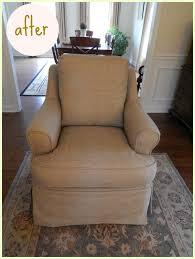 Linen Club Chair Pam Morris Sews Linen Club Chair