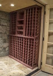 feature wine cellar racks