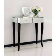 interesting tables bedroom furniture sets mirrored console table next interesting