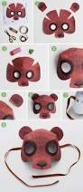 easy to make halloween masks best 25 bear mask ideas on pinterest awesome masks bear crafts