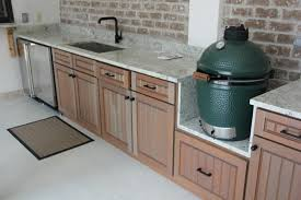 Building Outdoor Kitchen With Metal Studs - pretty outdoor kitchen cabinets and more good looking outside