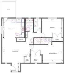 house site construction site layout drawing u2013 modern house