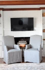 Bedroom Tv Mount by Tv Mounted Above Fireplace Hide Wires Home Design Ideas