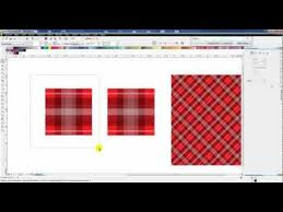 pattern fill coreldraw x6 criando um preenchimento padrão pattern fill no corel draw x6