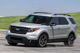 2013 ford explorer reliability 2013 ford explorer sport test truck trend