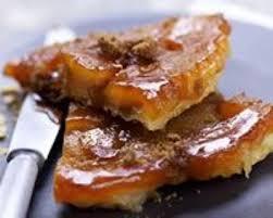 recettes de cuisine facile et rapide recette tarte tatin facile minute