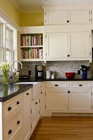 kitchen bookshelf ideas artistic bookshelves décor in kitchen ideas trends4us