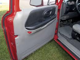 mufp 051100 08z 1966 ford f100 truck driver door panel photo