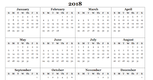 2018 calendar word sogol co