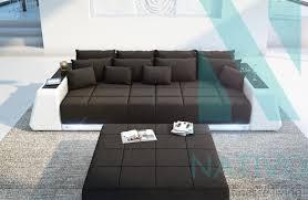 canap profond canapé vice ac éclairage led nativo mobilier design
