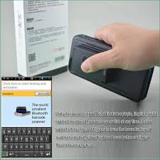 android qr scanner android ios qr code reader portable bluetooth barcode scanner