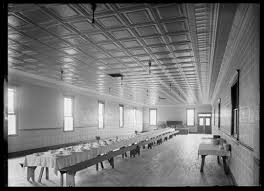 Comfort Suites New York City Dining Room Of The Old Point Comfort Hotel 4018 Boston Road