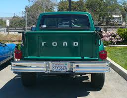 Ford F150 Truck 1970 - 1977 ford f150 stepside short bed 4 4 pick up