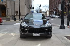 Porsche Cayenne Turbo - 2014 porsche cayenne turbo stock b886a for sale near chicago il