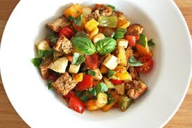 define thanksgiving panzanella salad ditch the recipe
